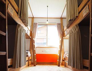 2段ベッド室
